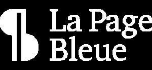 La Page Bleue